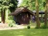 Das Gurkenfass im Garten